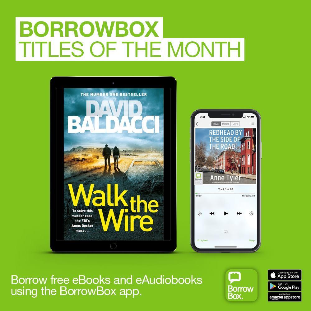 Libraries borrowbox
