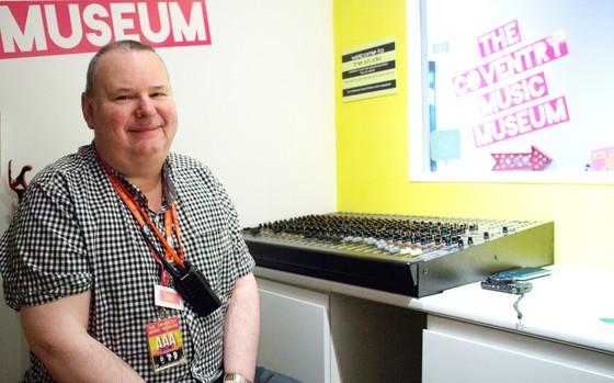 Pete Chambers Cov Music Museum