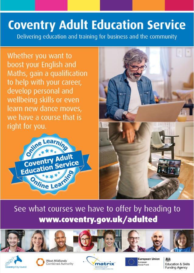 Adult ed free courses