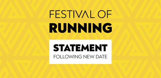 festival of running statement