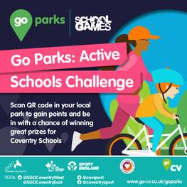Go Parks Schools Challenge