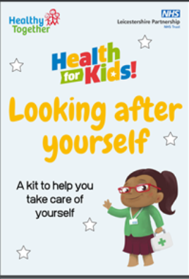 Health for Kids 'Looking after yourself' kit