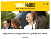 Young Minds - Supporting a Young person with gaming and mental health image