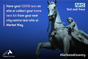 covid testing image
