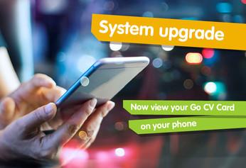 System upgrade