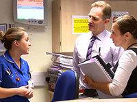 CQC hospital inspection