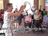 Live music in care video thumbnail