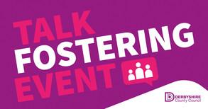 Talk fostering event