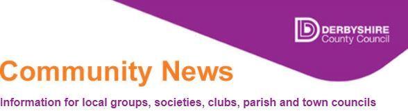 Community news header
