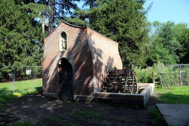 Elvaston Pump House