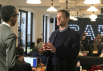 Matthew Taylor at GoogleCampus