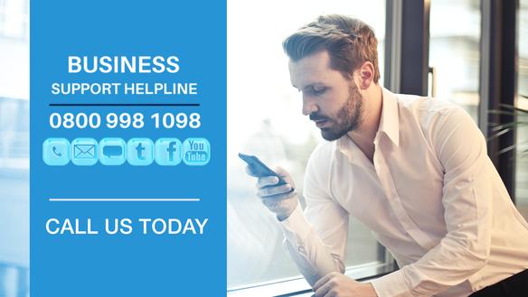 business helpline