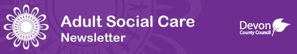 Adult Social Care Newsletter