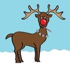 Poorly Rudolf