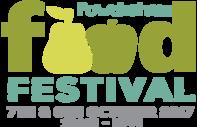 Powderham Food Festival Logo