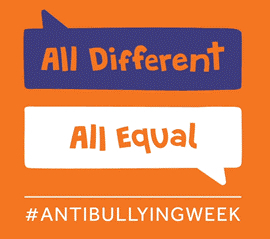 All different, all equal, antibullying, anti bullying alliance