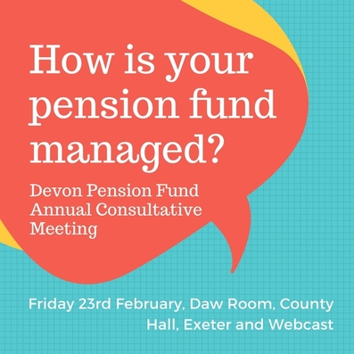 How is your pension fund managed