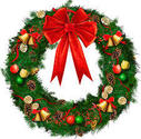 Christams wreath