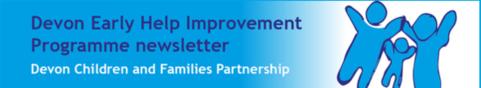 Devon Early Help Improvement Programme Newsletter logo