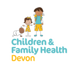 Children and Family Health Devon logo