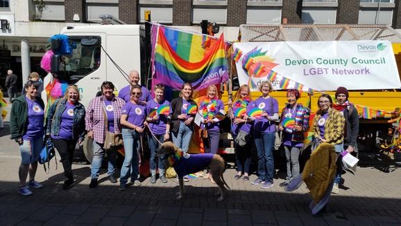 Exeter Pride 2019