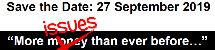 WorthLess Save the Date banner