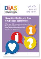 EHC leaflet cover