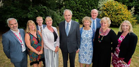 Headteachers honoured