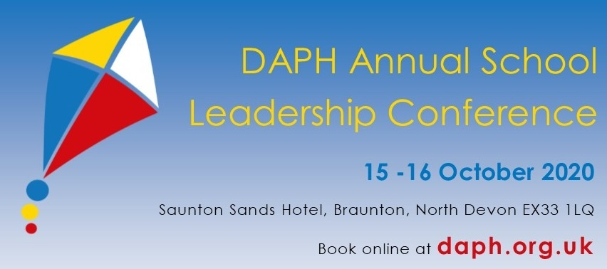 DAPH Conference 2020 - banner