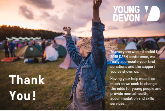 Young Devon_DAPH Conference 2019