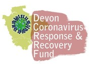 Devon coronavirus response and recovery fund logo
