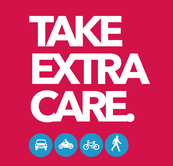 take extra care logo