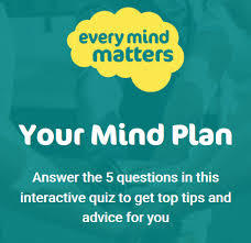 Every Mind Matters take the quiz