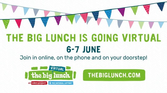The Big Lunch graphic