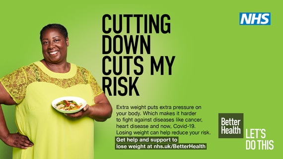 Better Health campaign graphic