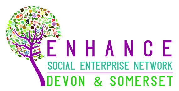 Enhance Social Enterprise Network Devon & Somerset logo