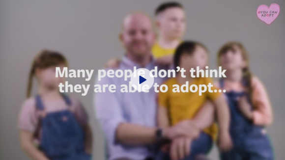 You can adopt video still
