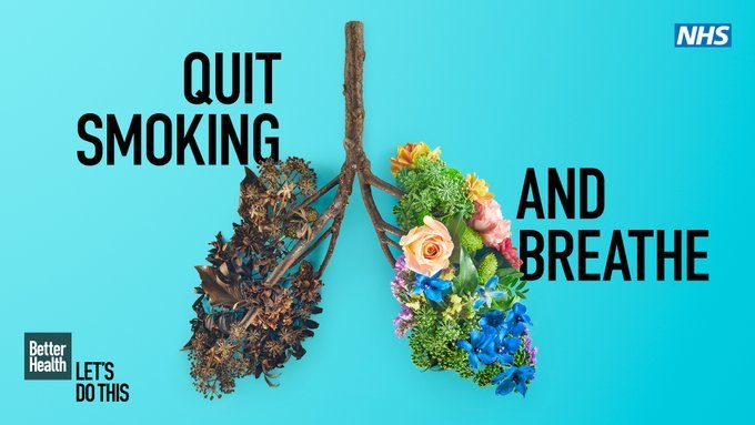 Quit smoking and breathe this Stoptober