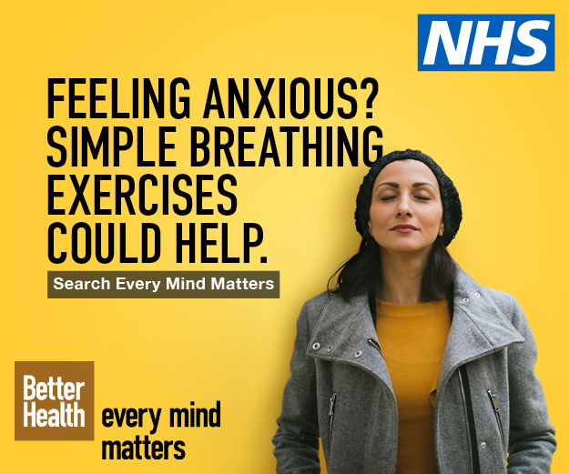 Feeling anxious? Simple breathing exercises could help