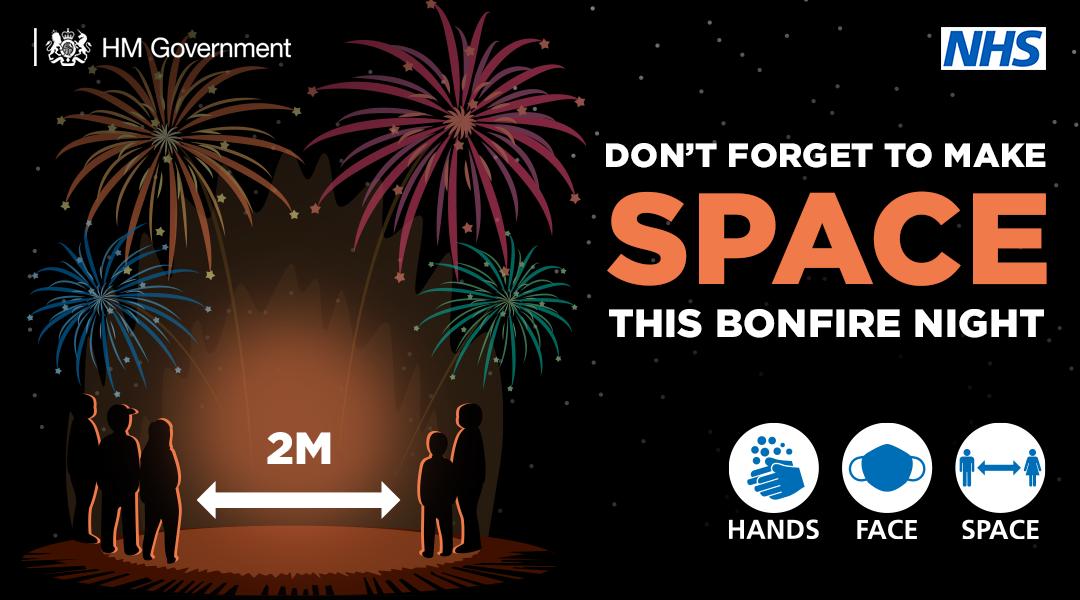 Make space this bonfire night