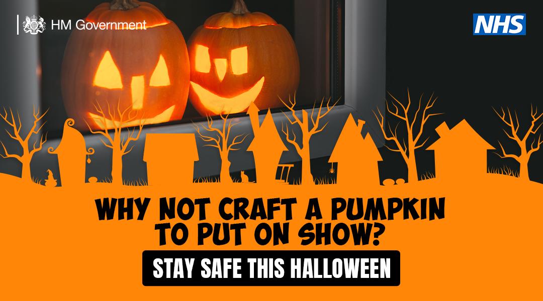 Why not craft a pumpkin?