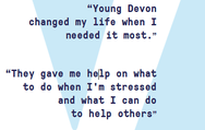 Young Devon logo