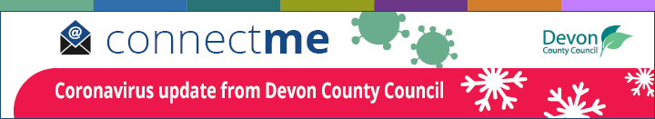 Christmas coronavirus update from Devon County Council