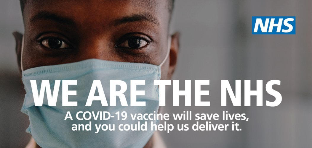 Help deliver the vaccine