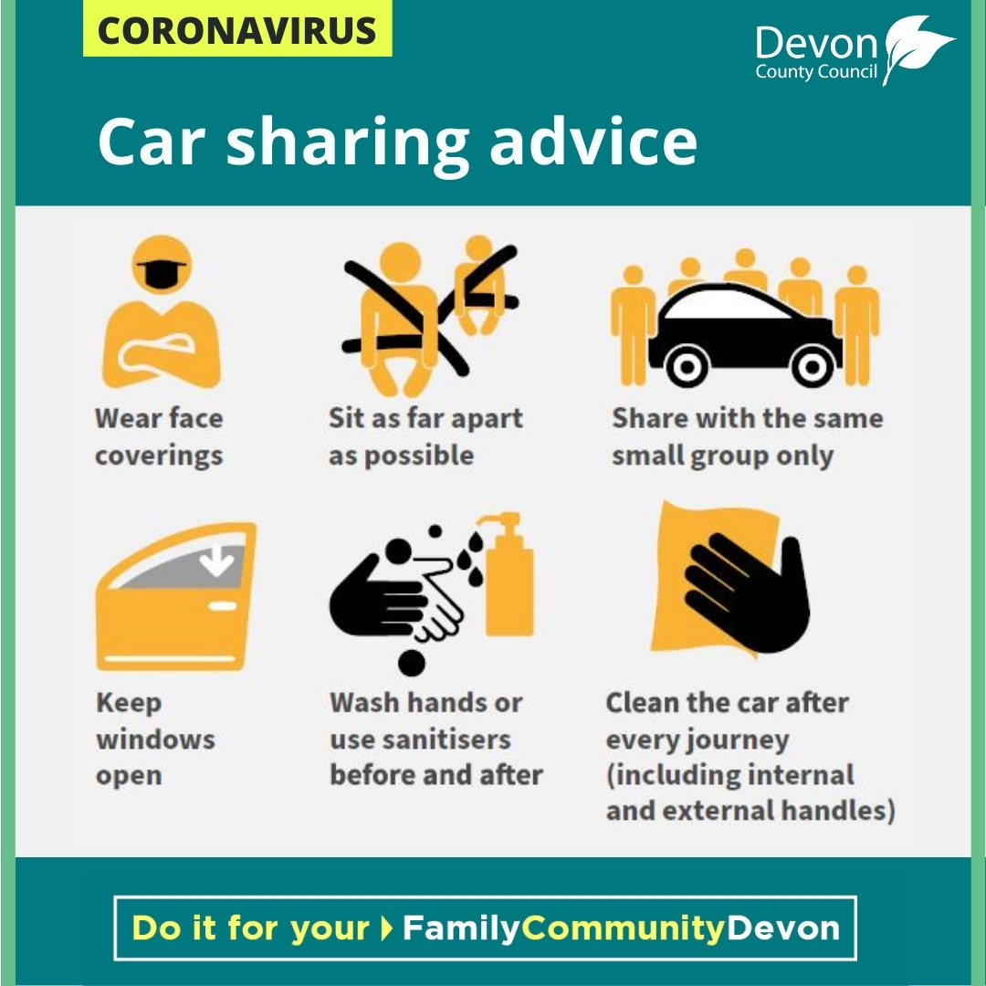 Car sharing advice
