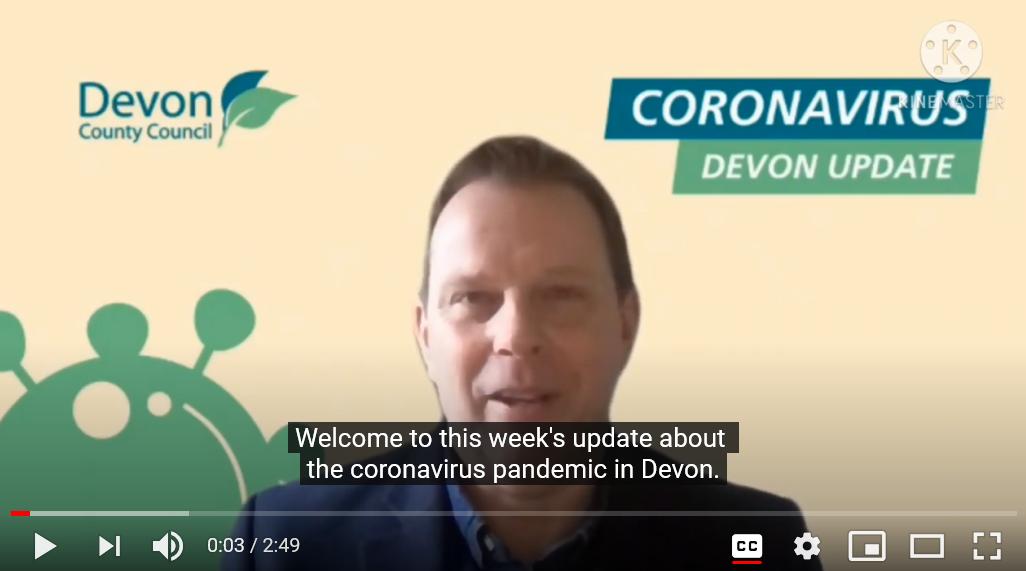 Steve Brown's latest update