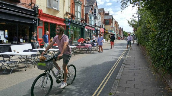 Magdalen Road, Exeter