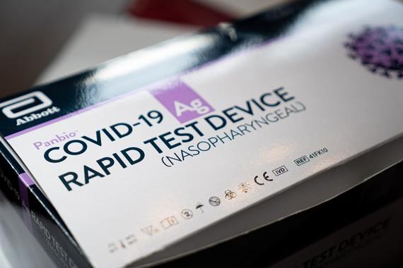 COVID-19 rapid test