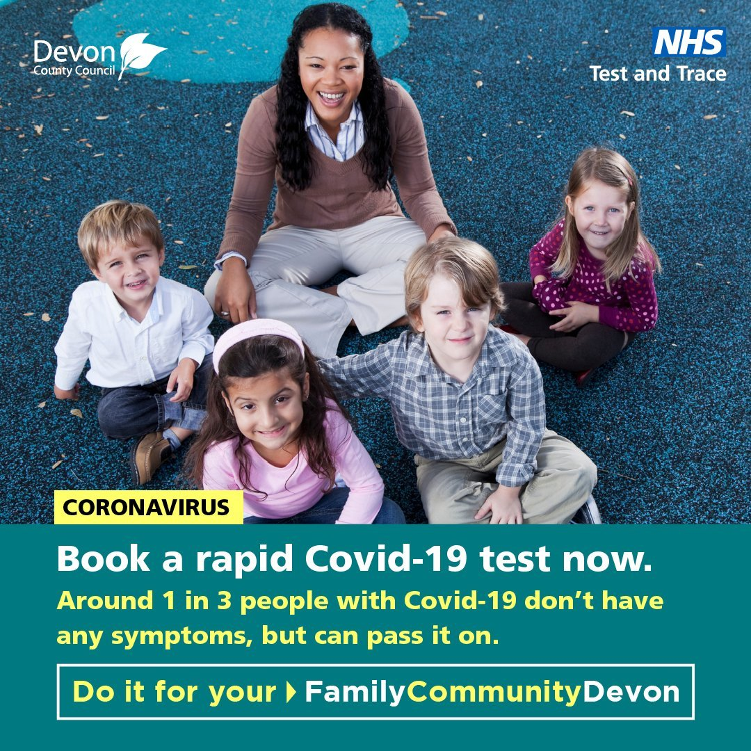 book a rapid covid test now