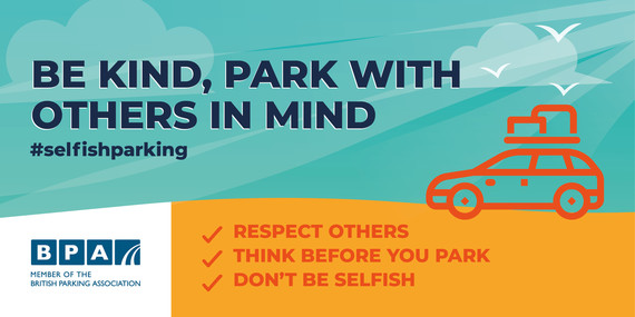 Don't be a selfish parker